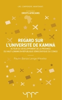 Regard sur l'université de kamina