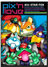Pix'n Love n°23 - Star Fox