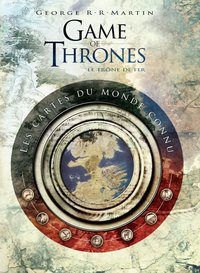 Game of thrones - Toutes les cartes du royaume