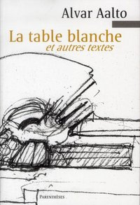 La table blanche