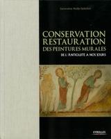 Geneviève Reille-Taillefert - Conservation-restauration des peintures murales
