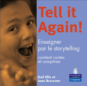 Tell it again! - Enseigner par le storytelling - CD audio Contes et comptines