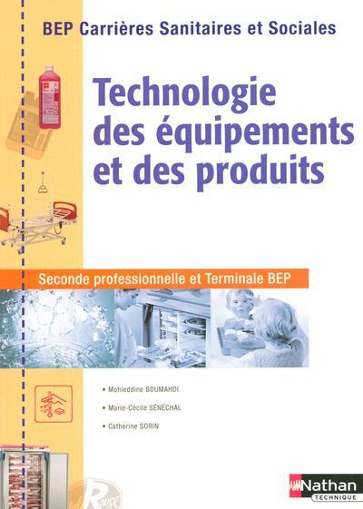 Technologie Des équipements Et Des Produits Bep Carrières Librairie Eyrolles