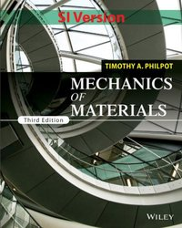 Mechanics of materials third edition si version