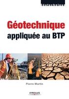 Pierre Martin - Géotechnique appliquée au btp