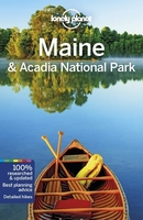 Maine & acadia national park 1ed -anglais-