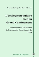 L'écologie populaire face au grand confinement