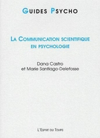 La communication scientifique en psychologie