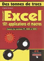 Excel 101 applications et macros