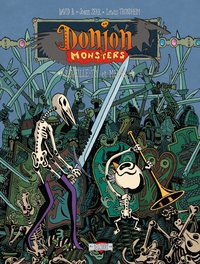 Donjon monsters - Tome 3