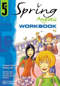 Spring 5e lv1 - anglais - workbook - edition 2001
