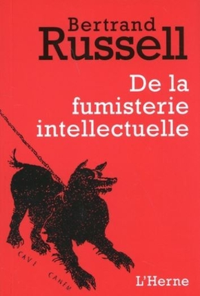 De la fumisterie intellectuelle