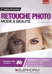 Retouche photo - Mode et beauté