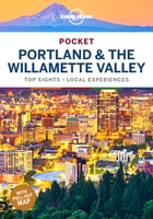 Portland & the willamette valley pocket 1ed -anglais-