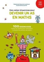 S.Eleaume-Lachaud, Filf - Mon cahier d'exercices pour devenir un as en maths : CE1-CE2