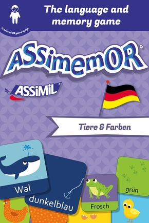 Assimemor - my first german words: tiere und farben