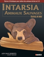 Intarsia- Les animaux sauvages