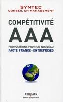 Conseil Syntec - Compétitivité aaa