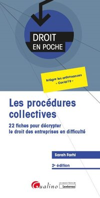 Les procédures collectives