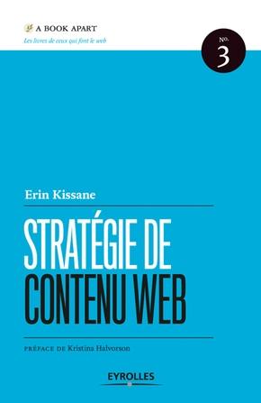 Erin Kissane- Stratégie de contenu Web