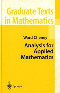 Analysis for applied mathematics