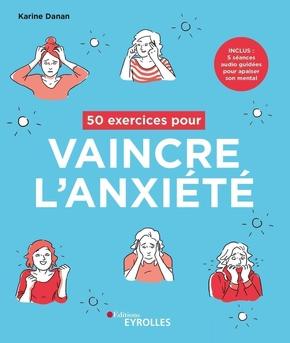 K.Danan- 50 exercices pour vaincre l'anxiété