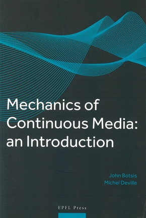 Mechanics of continuous media : an introduction