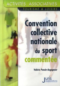 Convention collective nationale du sport commentée