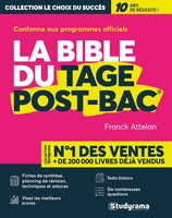 La bible du tage post bac