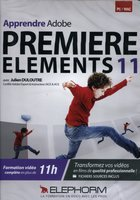 Apprendre Adobe Premiere Elements 11