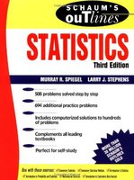 Schaum's Outlines of Statistics