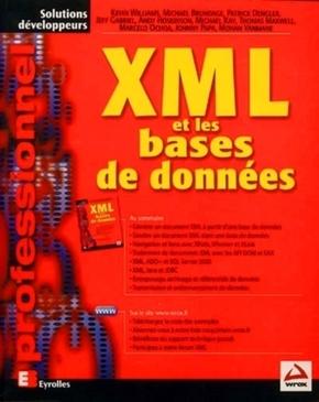 Williams- XML  et les bases de données