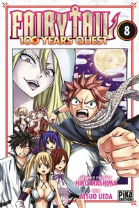 Fairy tail - 100 years quest - Tome 08