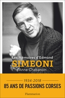 Les memoires d'Edmond Simeoni