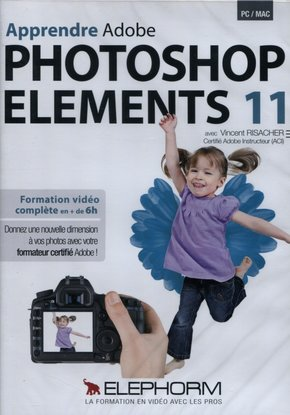 Apprendre Adobe Photoshop Elements 11