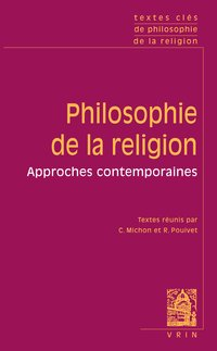 Philosophie de la religion - approches contemporaines
