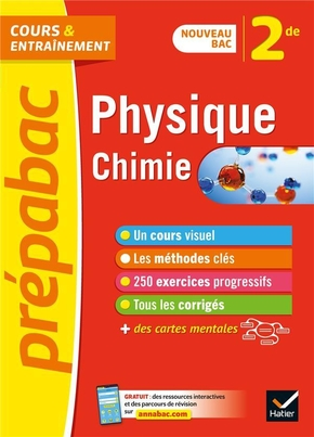 Physique-chimie 2nde