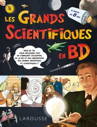 Grands scientifiques en bd