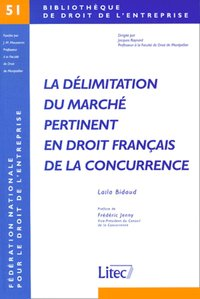 DELIMITATION MARCHE PERTINENT