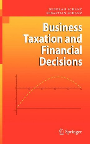 BUSINESS TAXATION FINANCIALDECISIONS