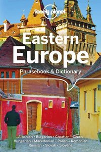 Eastern europe phrasebook & dictionary 6ed -anglais-