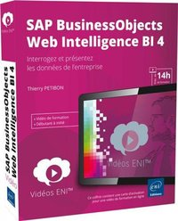 Vidéo SAP BusinessObjects Web Intelligence BI 4