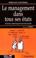 Pierre-Loïc Chantereau, Denis Pessin - Management dans tous etats