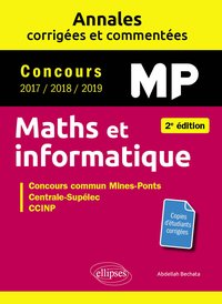 Maths et informatique, MP