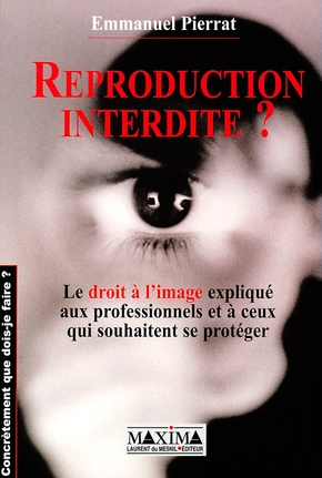 Reproduction interdite ?