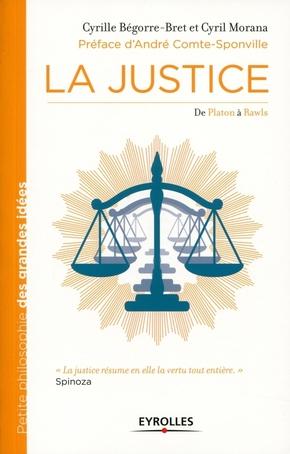 C.Begorre-Bret, C.Morana- La justice