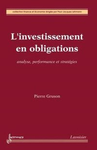 L'investissement en obligations