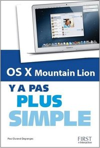 OS X Mountain Lion - Y a pas plus simple