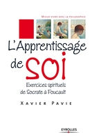 Xavier PAVIE - L'apprentissage de soi