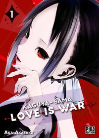 Kaguya-sama: love is war - Tome 01